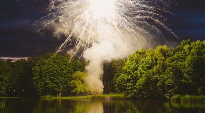 Upcoming Fireworks Displays