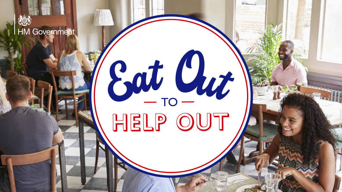 Eat out to help out at Silvermere