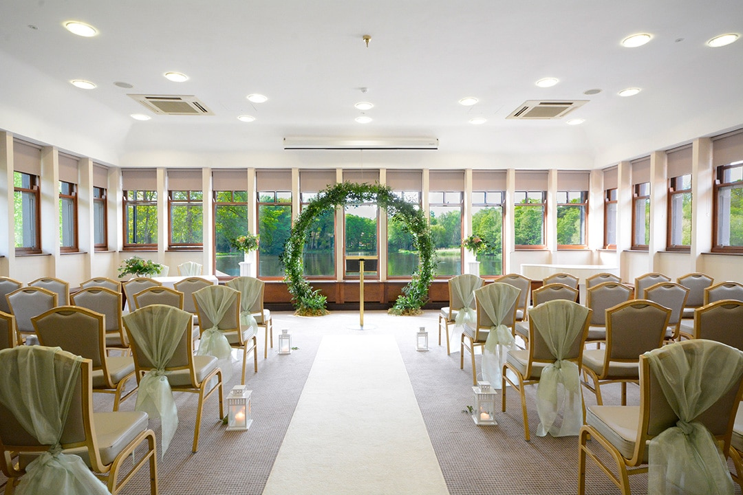 The Rydal Suite perfect for weddings