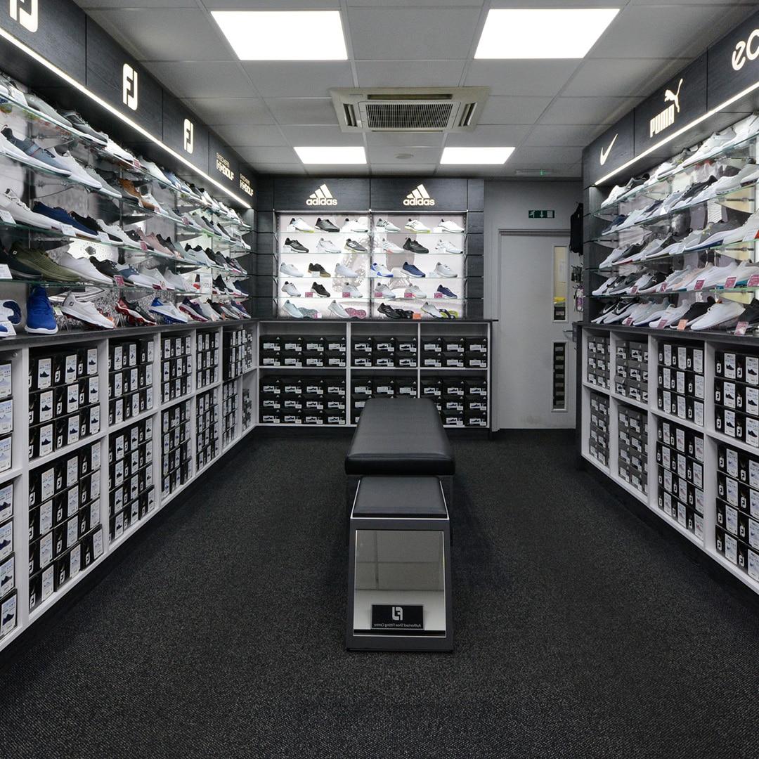 Silvermere Golf Shoe Studio