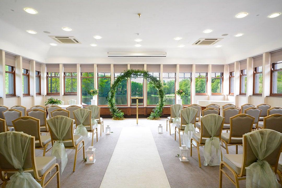 Rydal Suite for ceremonies in Surrey